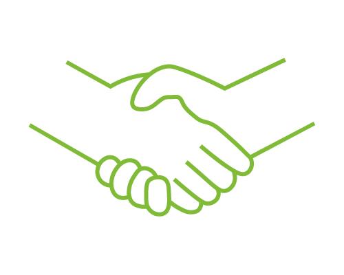 Lieferanten und Partner